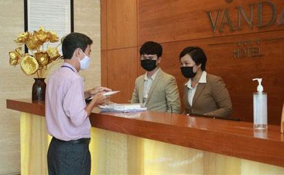 Hà Nội: Yêu cầu tất cả cơ sở lưu trú du lịch thực hiện đầy đủ khai báo y tế
