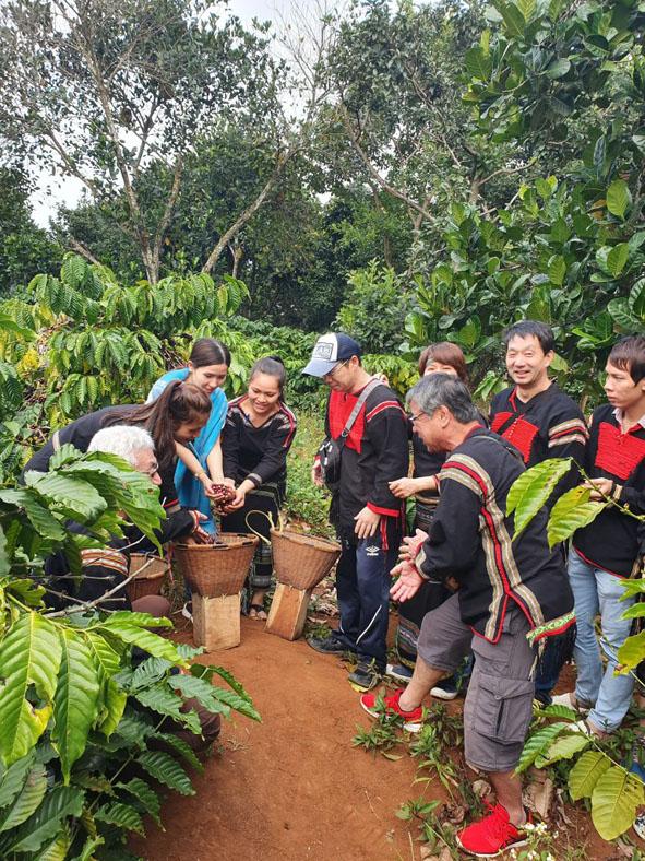 Tiềm năng từ du lịch canh nông ở Đắk Lắk