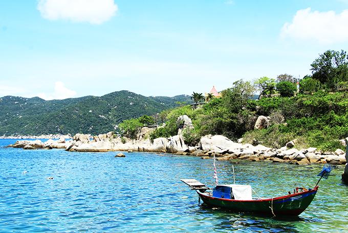 Một thoáng làng biển Khải Lương, Khánh Hòa