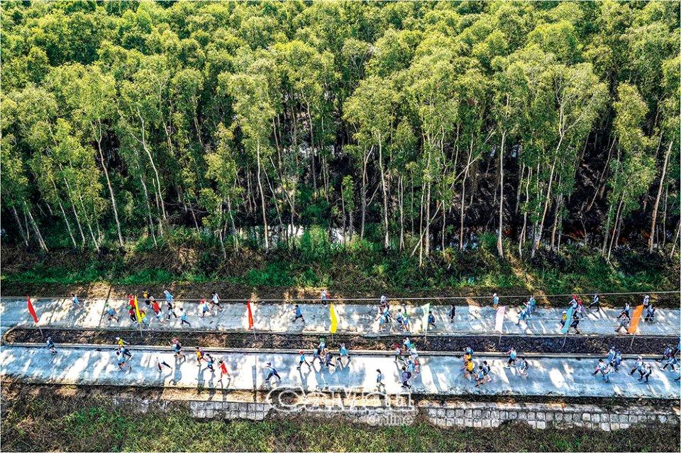 Cà Mau: Ði qua mùa dịch