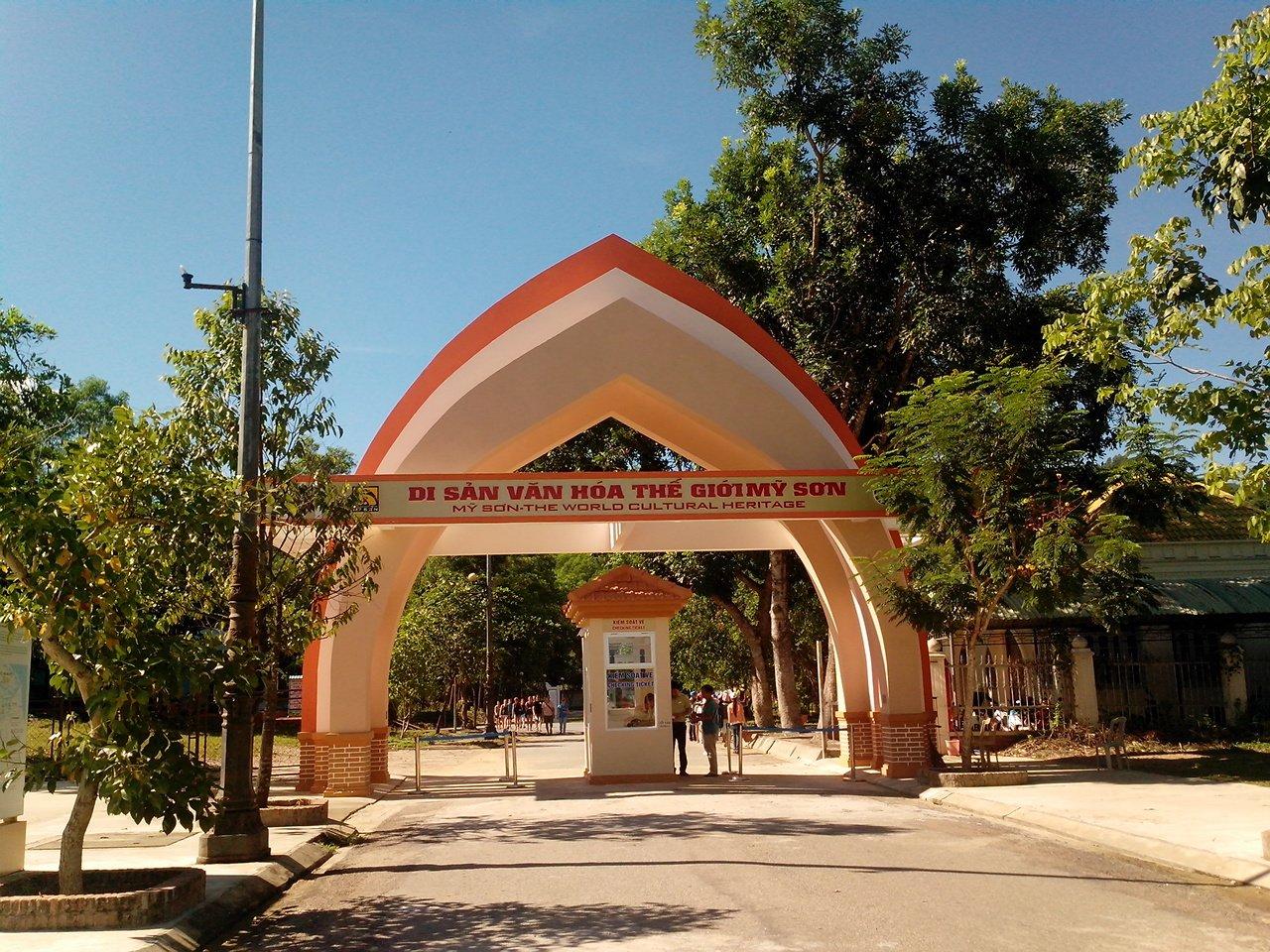 Quảng Nam: Khu đền tháp Mỹ Sơn mở cửa đón khách tham quan trở lại