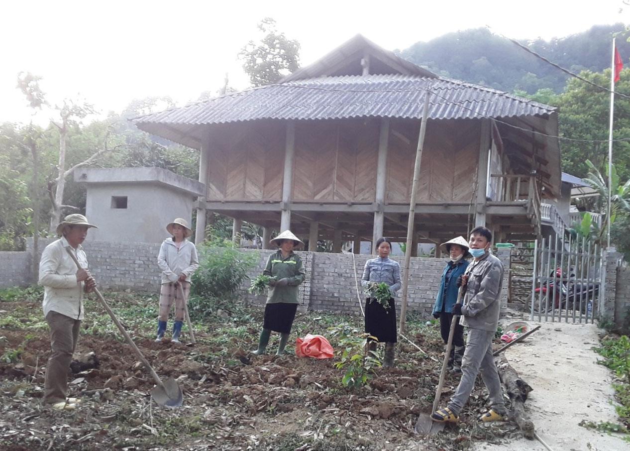 Lai Châu: Xây dựng nông thôn mới nâng cao gắn với phát triển du lịch