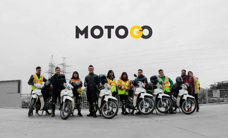 Dịch vụ cho thuê xe máy Hà Nội - MOTOGO