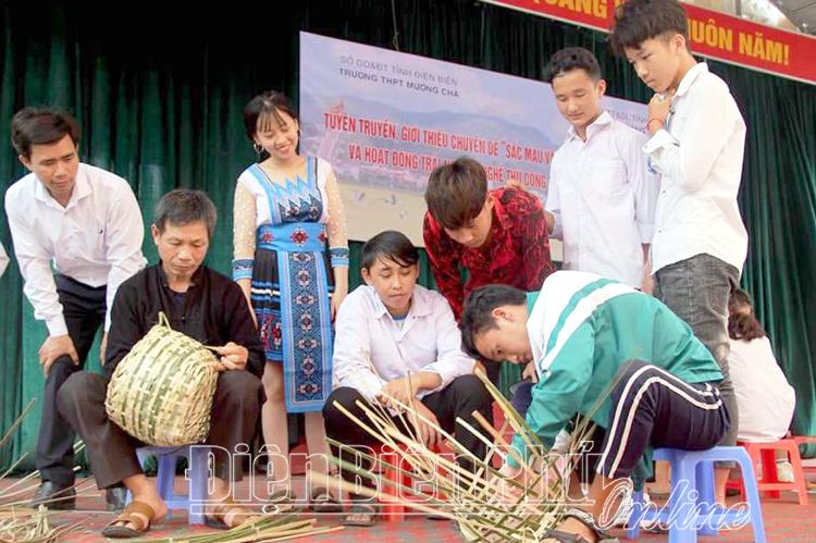 Điện Biên: Bảo tồn, phát huy giá trị văn hóa