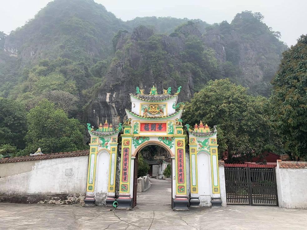 Ninh Bình: Linh thiêng ngôi chùa cổ Bàn Long nghìn năm tuổi
