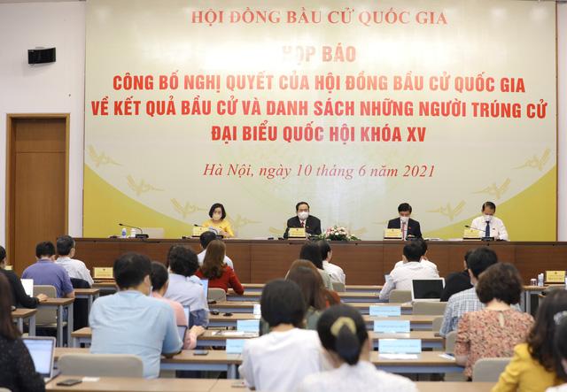 Bộ trưởng Bộ Văn hóa, Thể thao và Du lịch Nguyễn Văn Hùng trúng cử đại biểu Quốc hội khoá XV