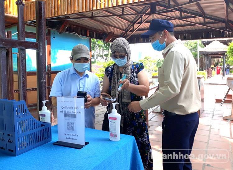 Khánh Hòa: Phối hợp hỗ trợ khách du lịch trên địa bàn tỉnh