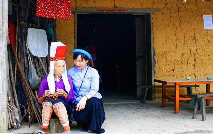 Quảng Ninh: Đặc sắc nhà trình tường người Dao ở Đồng Văn
