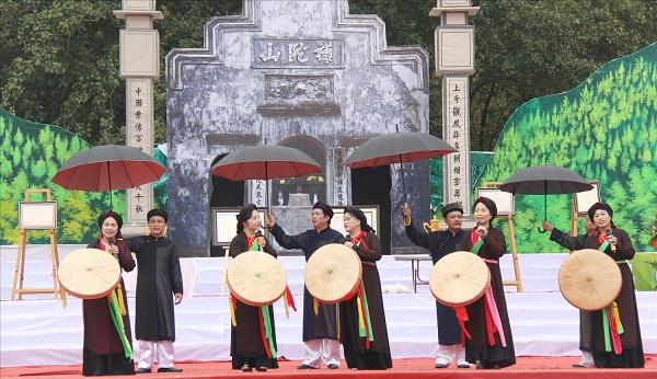Bắc Giang: Sức sống vượt thời gian của dân ca quan họ