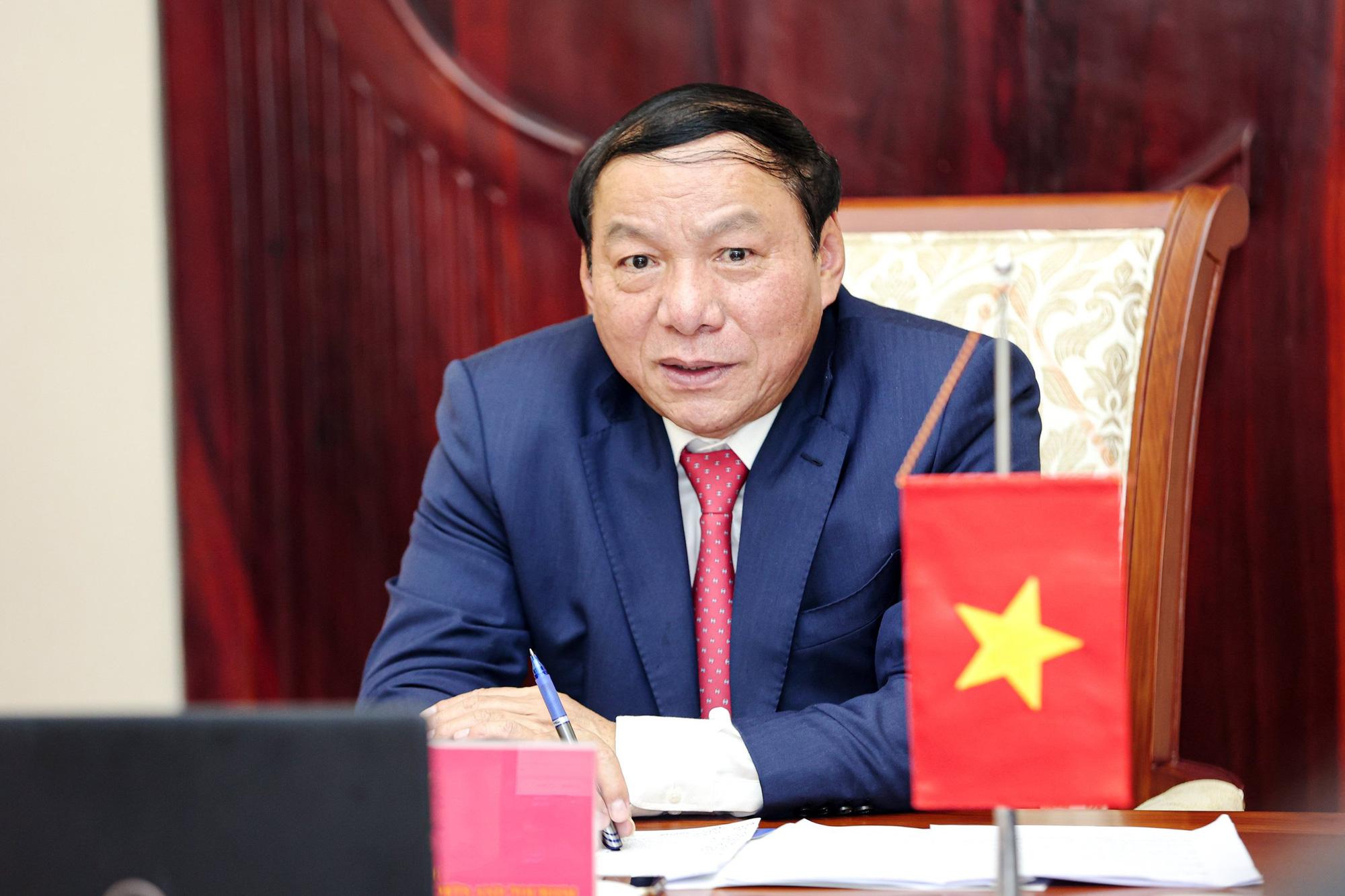 Bộ trưởng Bộ VHTTDL Nguyễn Văn Hùng gửi thư chúc mừng nhân Ngày Báo chí Cách mạng Việt Nam