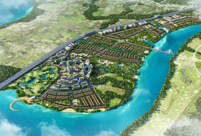 Đồng Nai: Phê duyệt Điều chỉnh tổng thể Khu đô thị du lịch Long Tân
