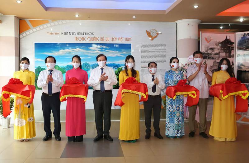 Khai mạc Triển lãm Di sản tư liệu hình ảnh động trong quảng bá du lịch Việt Nam