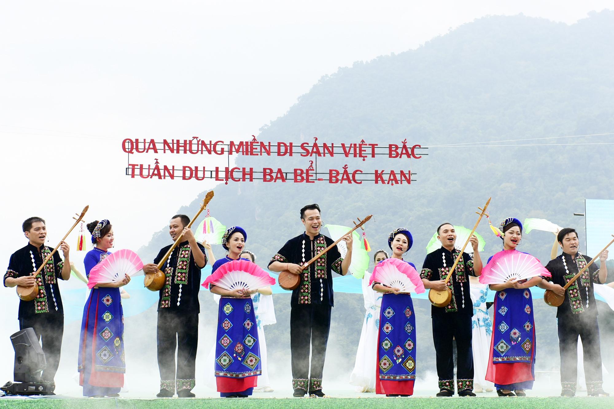 Bắc Kạn với công tác bảo tồn và phát huy dân ca, dân vũ, dân nhạc của các dân tộc thiểu số