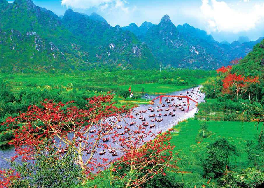 Hà Nội: Chú trọng khai thác tiềm năng lợi thế địa phương huyện Mỹ Đức