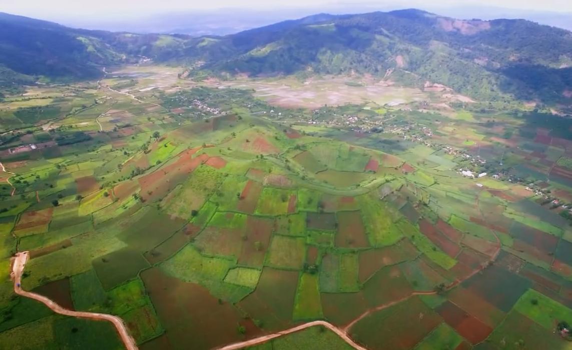 Đến xứ sở các miệng núi lửa cổ xưa của Việt Nam