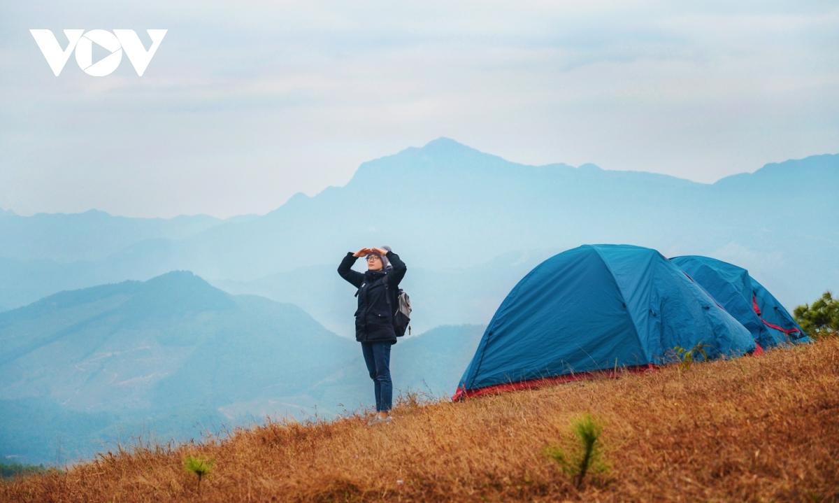 Cắm trại - lựa chọn du lịch 'lên ngôi' thời Covid-19
