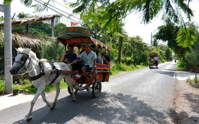 An Giang: Âm vang xe ngựa Thất Sơn
