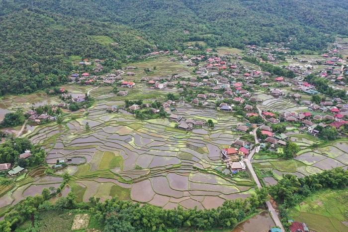 Hà Giang: Làng văn hóa du lịch cộng đồng thôn Lâm Đồng - sắc màu làng quê Nông thôn mới