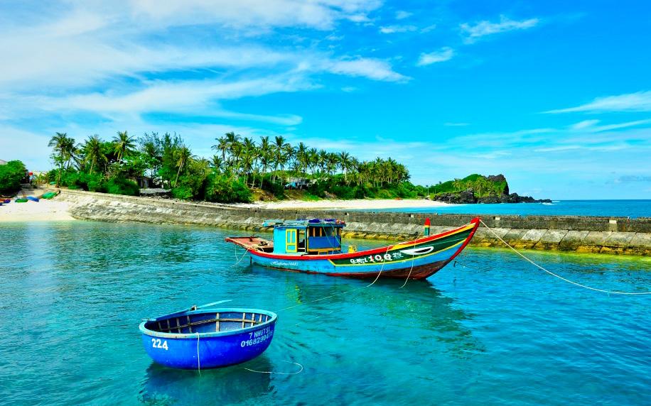 Quảng Ngãi: Đảo Bé - Sức hút kỳ lạ