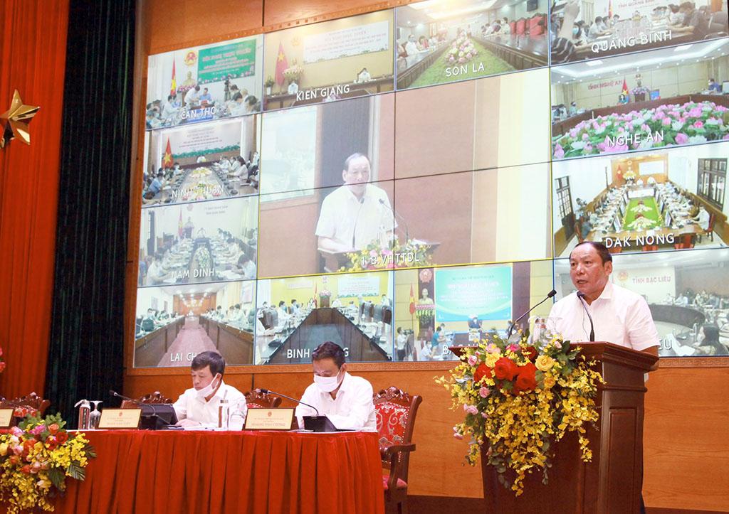 Bộ trưởng Nguyễn Văn Hùng: Ngành du lịch tập trung cơ cấu lại thị trường, đẩy mạnh số hóa và phát triển sản phẩm đặc trưng giai đoạn 2021-2025