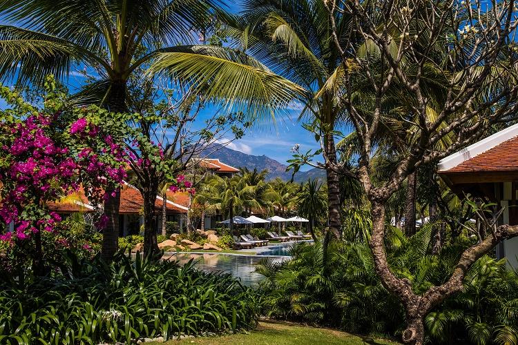 Khu nghĩ dưỡng, khách sạn Việt hướng tới hòa hợp với thiên nhiên