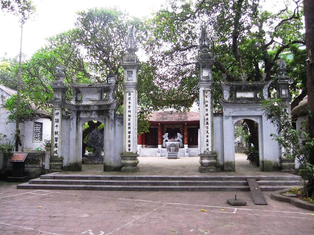 Thẩm định Dự án tu bổ, tôn tạo di tích chùa Yên Nội, thành phố Hà Nội