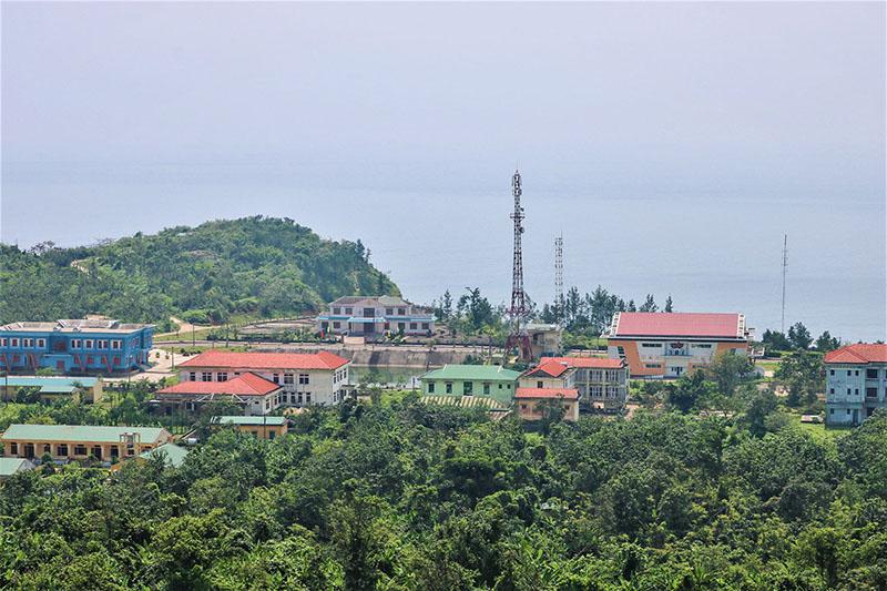 Quảng Trị: Nỗ lực gìn giữ ''kho báu rừng xanh'' đảo Cồn Cỏ
