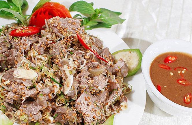 Những món ăn ''phải thử'' khi đến Ninh Bình