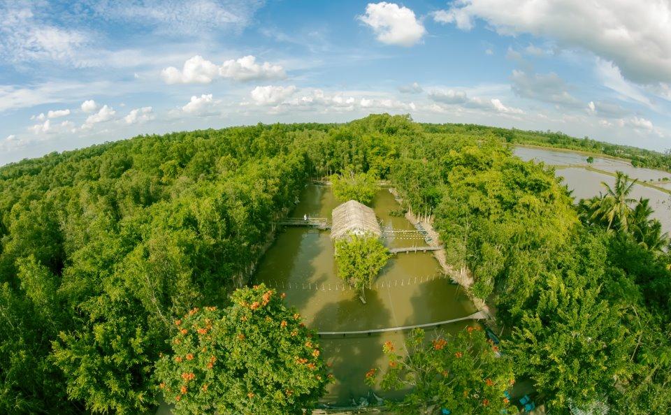 Hậu Giang: 370 tỉ đồng thực hiện Đề án du lịch sinh thái Khu Bảo tồn thiên nhiên Lung Ngọc Hoàng
