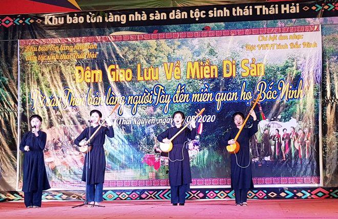 Khai thác giá trị của Then trong phát triển du lịch Việt Bắc