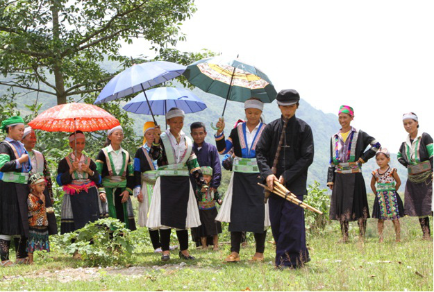 Ngày hội văn hoá dân tộc Mông lần thứ III, năm 2021 sẽ diễn ra tại tỉnh Lai Châu