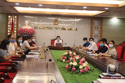 Sơn La: Hội nghị trực tuyến góp ý dự thảo Chiến lược văn hóa Việt Nam đến năm 2030 và Chương trình hành động phát triển du lịch giai đoạn 2021 - 2025