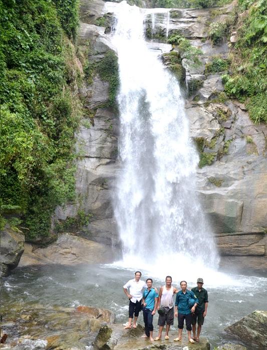 Hà Giang: Thác Luồng, thác Trăn được xếp hạng di sản văn hóa cấp Quốc gia