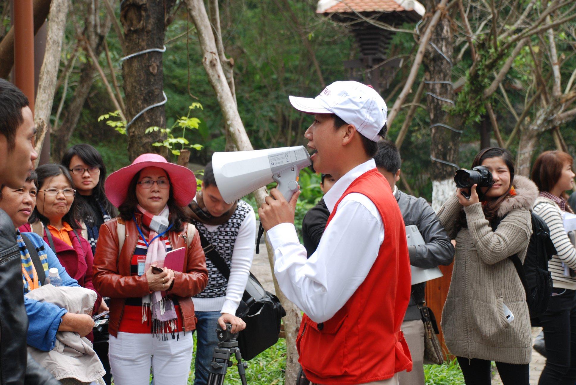 Đà Nẵng: Tổ chức hội thi Hướng dẫn viên du lịch giỏi năm 2021