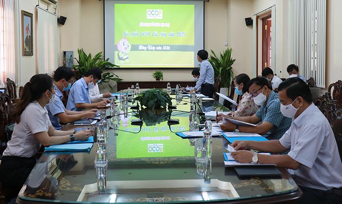 Diễn đàn sản phẩm OCOP Đồng Tháp - ĐBSCL sẽ diễn ra vào cuối năm