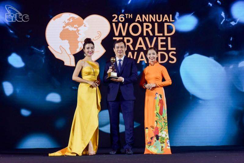 Danh hiệu, giải thưởng quốc tế tôn vinh du lịch Việt Nam