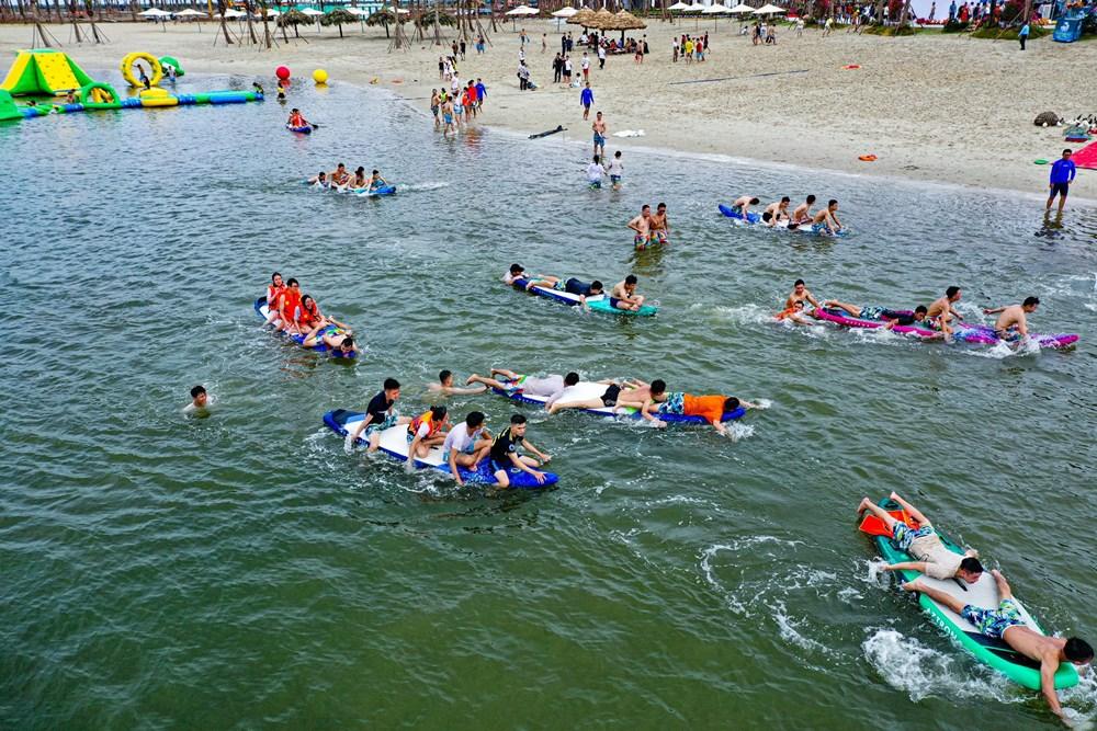 Hải Phòng: Thực hiện nghiên cứu cải tạo bãi biển công cộng khu IV - Khu du lịch Đồ Sơn