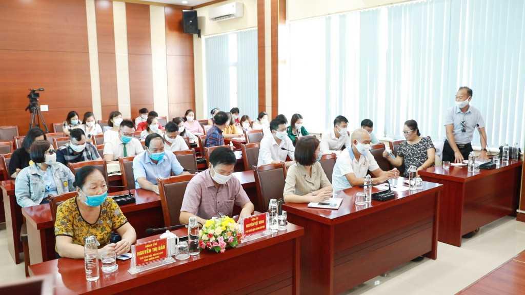 Quảng Ninh: Đoàn Famtrip trong tỉnh khảo sát du lịch tại Cô Tô