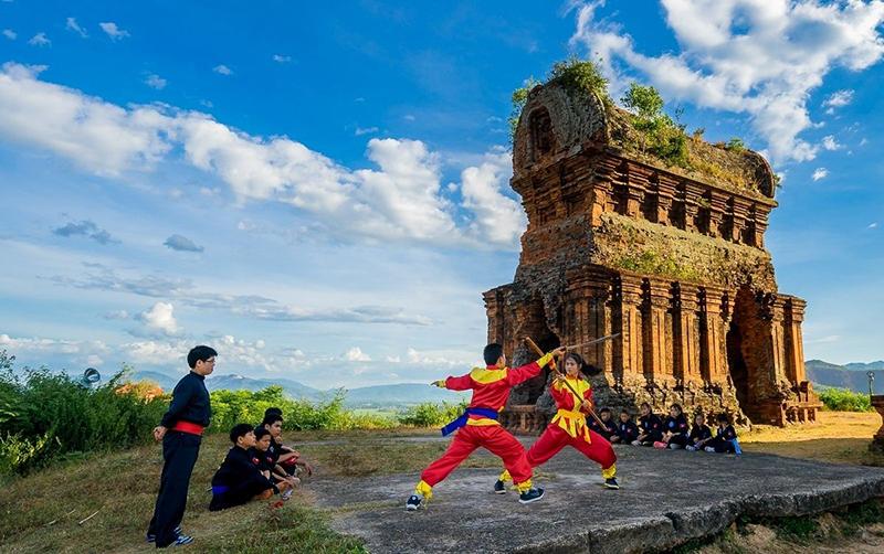 Bình Định: Võ thuật miền cổ tháp