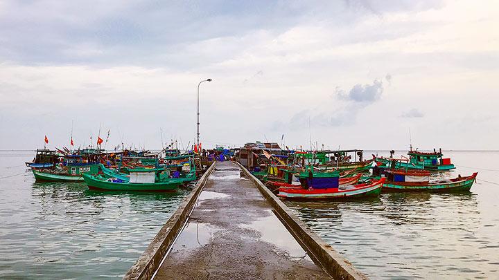 Kiên Giang: Làng chài bên đảo ngọc