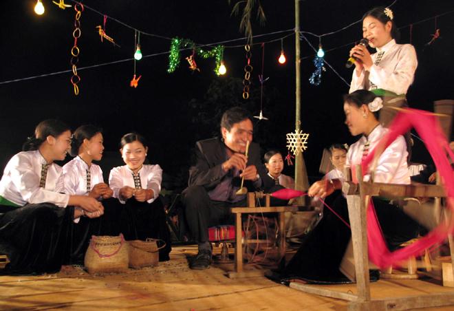 Văn hóa làng bản trong xây dựng nông thôn mới gắn với phát triển du lịch - hướng đi mới ở Yên Bái