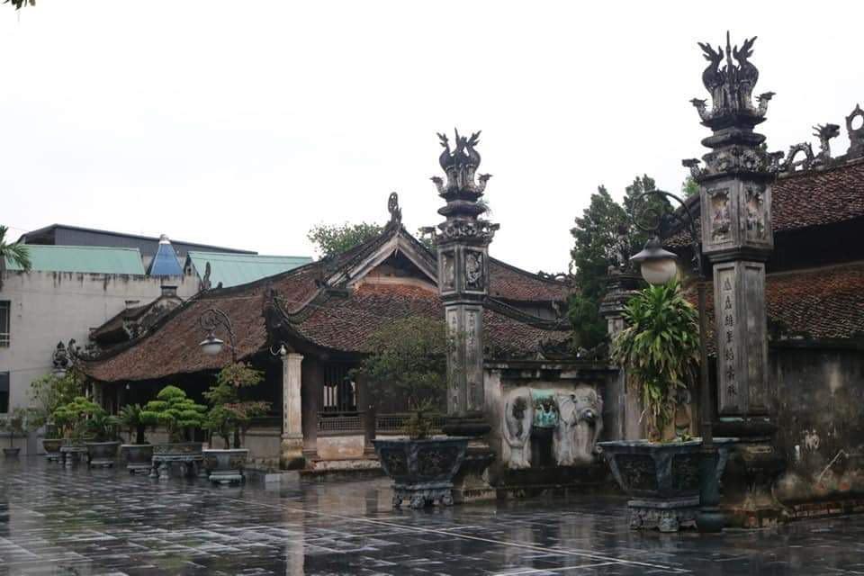 Phú Thọ: Làng cổ Hùng Lô - Nét đẹp bình dị