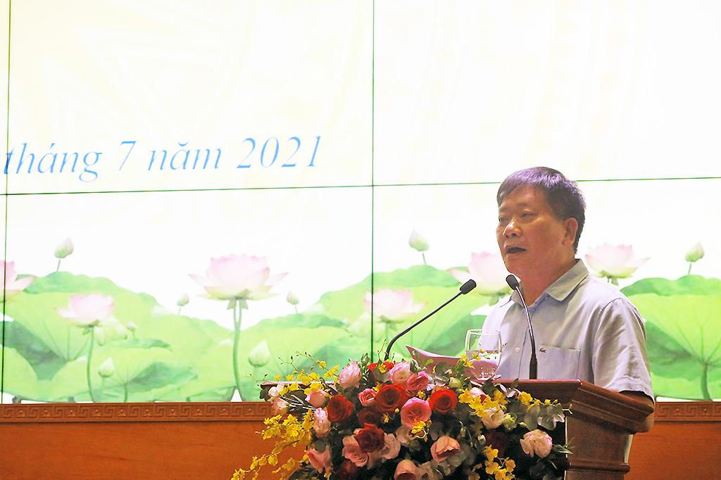 Hội nghị lần thứ 12 Ban chấp hành Công đoàn Bộ VHTTDL