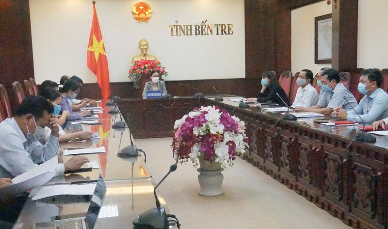 Bến Tre: Góp ý dự thảo Chiến lược phát triển văn hóa Việt Nam đến năm 2030