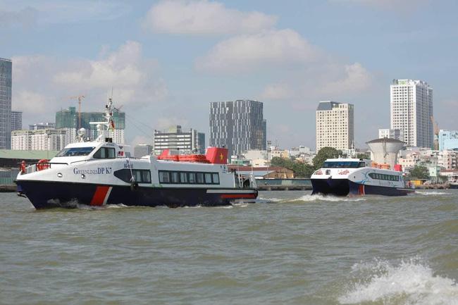 TP. Hồ Chí Minh: Biến tàu chở khách du lịch thành tàu chở hàng hóa - nhu yếu phẩm