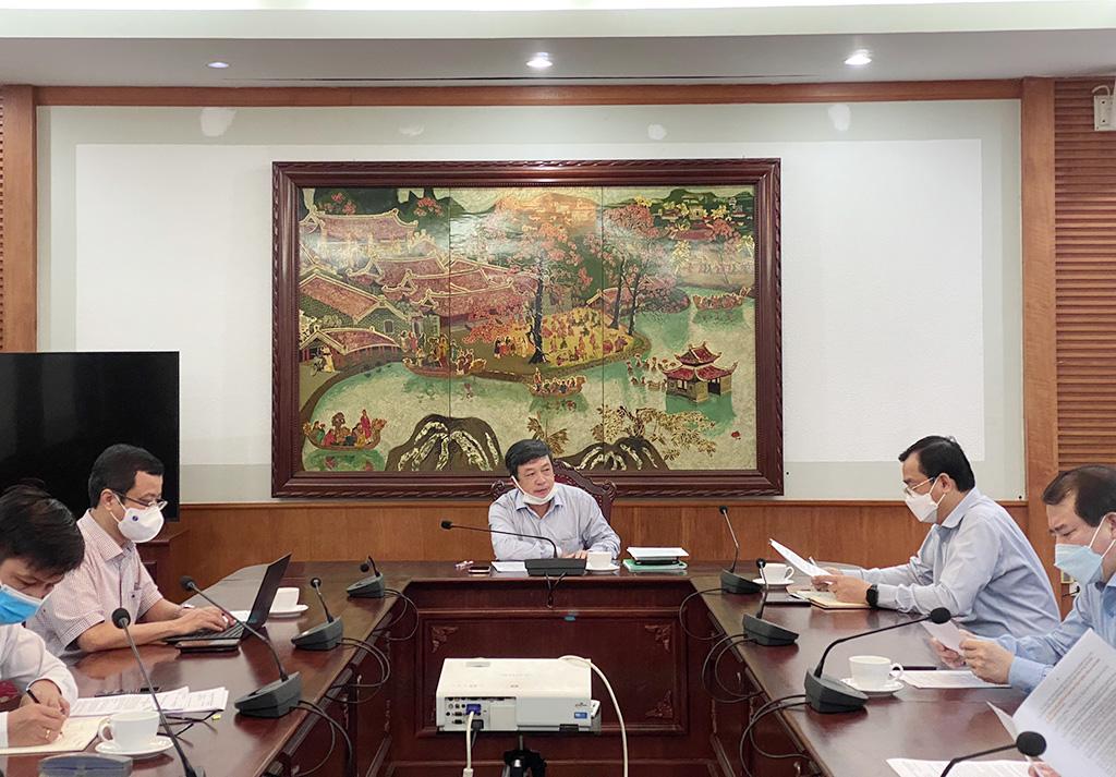 Thứ trưởng Đoàn Văn Việt: Xây dựng chính sách kích cầu du lịch tập trung vào các hoạt động trọng điểm, phù hợp với tình hình mới