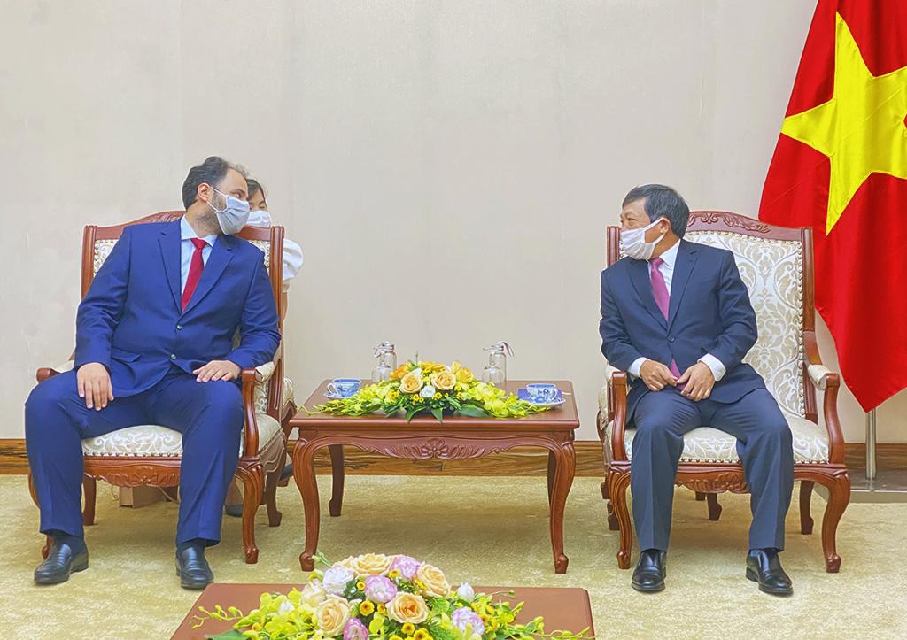 Ả-rập Xê-út mong muốn tăng cường hợp tác du lịch với Việt Nam