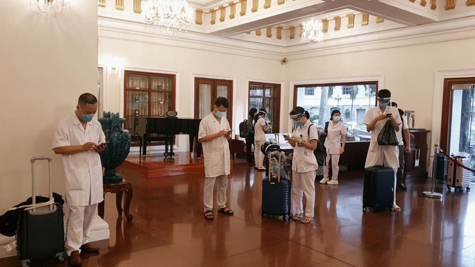 TP Hồ Chí Minh: Vận động khách sạn, cơ sở lưu trú làm điểm cách ly