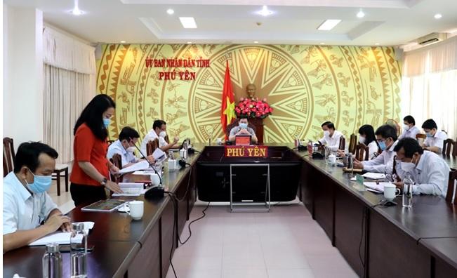 Phú Yên: Đánh giá ý tưởng quy hoạch Tổ hợp du lịch nghỉ dưỡng cao cấp vịnh Vũng Rô