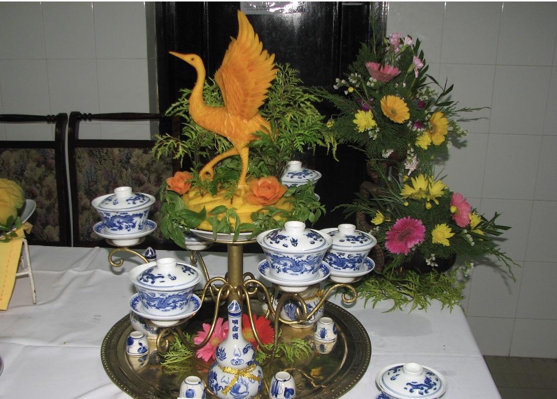 Thừa Thiên Huế tổ chức cuộc thi sáng tác biểu trưng (Logo) Huế - Kinh đô ẩm thực